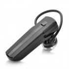 Bluetooth V3.0 Class 2 Handsfree Headset - Black (3 Hours-Talking / 80 Hours-Standby)
