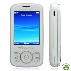 Refurbished Sony Ericsson Spiro W100i GSM Slide Phone w/2.2 TFT LCD, Quadband, JAVA and FM - White
