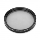 MASSA Multi-Coated CPL Circular Polarizing Lens Filter (52mm)