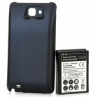 Replacement 3.7V 5000mAh Battery Pack w/ Back Cover for Samsung Galaxy Note / i9220 / GT-N7000