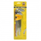 Rewin Ball Head Hex Wrench - XL (9-Piece Set)