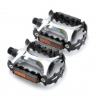 Aluminum Alloy Bike Bicycle Pedals (Pair)