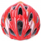 Cool Sports Cycling Helmet - Red + Black