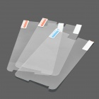 Protective Clear Screen Protector Guards for Samsung Galaxy Note i9220 / GT-N7000 (3 Piece Pack)