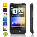 "HTC Salsa Android 2.3 WCDMA Smartphone w/ 3.4"" Capacitive, Wi-Fi and GPS - Black"