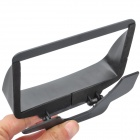 "Plastic Sunshade Holder for 4.3"" GPS Navigator"