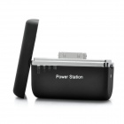 Rechargeable 1500mAh External Emergency Power Charger w/ USB Cable for iPhone 4 / 4S / Touch 4