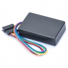 Mini Multi-Function GSM/GPS Vehicle Tracker - Black