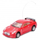 27MHz R/C Car Model Toy - Red