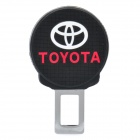 Toyota Logo Seat Belt Buckle Latch