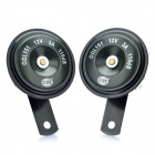 HELLA 72W Car Horns - Pair (12V)