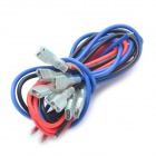 Car Toggle Switch with Blue LED Indicator (DC 12V / Vehicle DIY)