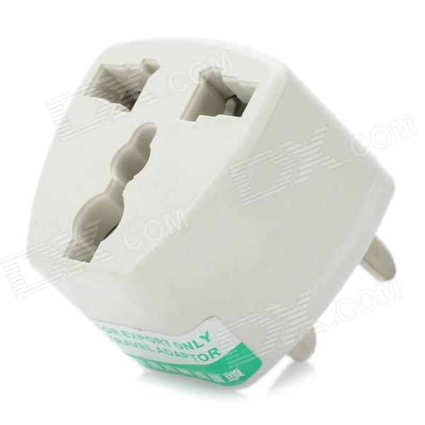 Pin au us uk eu to travel power plug adapter