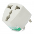3-PIN AU / US / UK / EU to AU Travel Power Plug Adapter