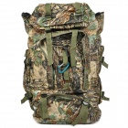 Military Outdoor Water Resistant Backpack Bag - Camouflage