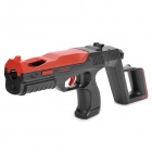 Submachine Gun for PS3 Move - Black + Red
