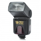 "BY-380AFD 1.7"" LCD E-TTL Flash Speedlite for Canon EOS 1D + More (4 x AA)"