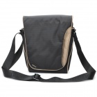 ROCK Stylish Shoulder Bag for iPad / Tablet PC / Camera - Black