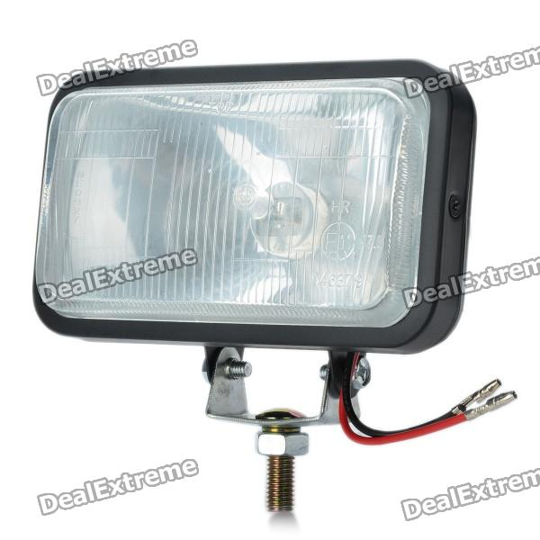 55W 3000K 1000-Lumen Yellow Light Car Fog Lamps (DC 12V)