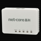 Mini Portable 150M 802.11n/g/b Wi-Fi Wireless Router - White