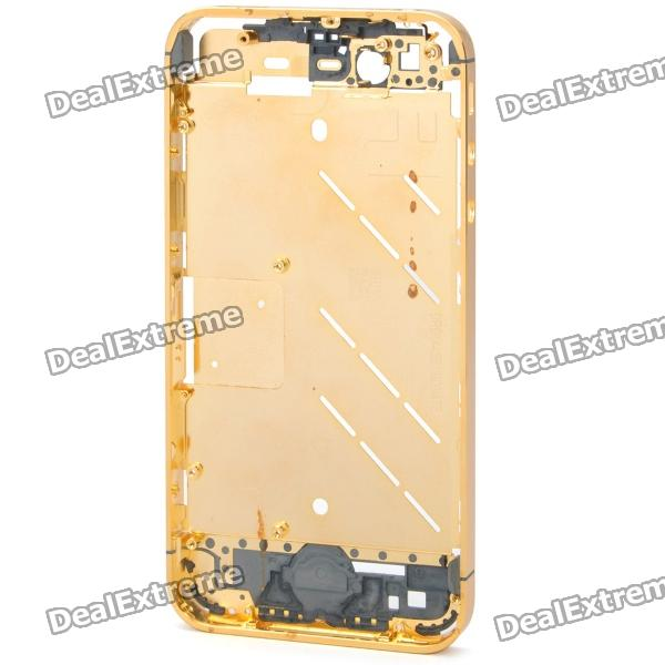 Quality Iphone 4S Replacement Mid Board Middle Bezel Chassis Frame Housing replacement power switch circuit board for nintendo dsi ndsi