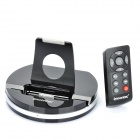 HDMI Dock Station with Remote Controller for iPhone 4/iPad/iPad 2/iPod