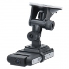 "IPU HD300 1080P Wide Angle 5MP CMOS Car DVR Camcorder w/ TV-Out / SD / HDMI (2"" LCD)"