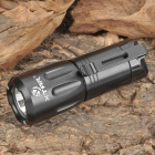 XTAR WK21 Cree XM-L T6 5-Mode LED Taschenlampe 500lm w / Clip (1 x 16340/CR123A)