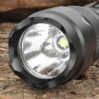 UltraFire WF-502B 1-Mode 350LM White LED Flashlight w/ Clip (1 x 18650 / 2 x 16340)