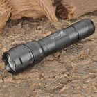 UltraFire WF-502B XM-L T6 5-Mode 350LM White LED Flashlight w/ Clip (1 x 18650 / 2 x 16340)