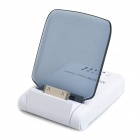 1800mAh External Mobile Emergency Power Charger for iPhone 4 / 4S - White