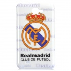 Football Club Logo Protective Back Cover Case for Samsung Galaxy Note i9220/gt-n7000 - Real Madrid