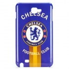 Football Club Logo Protective Back Cover Case for Samsung Galaxy Note i9220/gt-n7000 - Chelsea