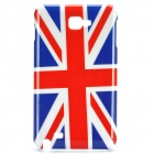 Protective Back Cover Case for Samsung Galaxy Note i9220/gt-n7000 - UK Flag