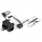 Replacement Headphone Audio Jack Flex Cable for iPhone 4 - Black