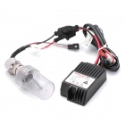 H6 35W 4500LM 8000K Motorcycle HID Xenon Headlamp White Light Bulb (8~16V)