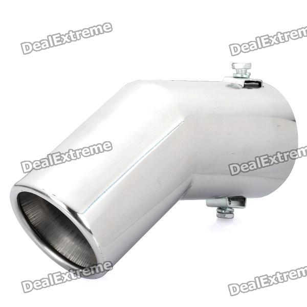 Stylish Stainless Steel Car Exhaust Pipe Muffler Tip for Harvard M2 / VW POLO / VW-New Bora + More stainless steel tuned pipe exhaust for zenoah rcmk sikk rc boat 23 30cc 380mm