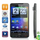 "Refurbished HTC HD2 Android 2.2 WCDMA Smartphone w/4.3"" Capacitive, Wi-Fi and GPS - Black"