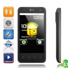 "LG Optimus 2X P990 Star Android 2.2 WCDMA Smartphone w/ 4.0"" Capacitive, Wi-Fi and GPS - Black"