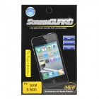Protective Crystal Screen Protector Guard for Samsung S5830 - Transparent
