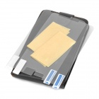 Protective Leather Case + Screen Protectors for Samsung Galaxy Note / i9220 / GT-N7000