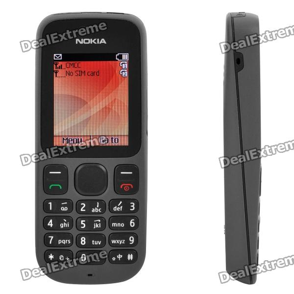 Nokia 1010 GSM Cellphone w/1.8 TFT LCD, Dual SIM, Dual Band, FM, MP3 Player and TF Slot - BlackFeature Phones<br>Model:1010TypeForm  ColorBlackData TransferGPRSGPSYesWi-Fi/WirelessLanguage(sRAMNoROMNoTouch Screen TypeYesScreen Resolution:160x128FlashYesTouch FocusYesBluetooth VersionNoSensorNoI/O InterfaceSIM SlotPacking List<br>