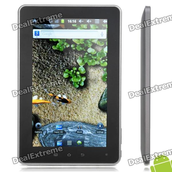 "C0701 7"" Capacitive Touch Screen Android 4.0 Tablet PC w/ TF/USB/HDMI/DC (512MB DDR3/4GB Flash)"