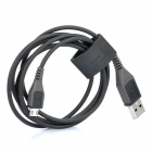 Genuine Micro USB Data & Charging Cable w/ Cable Wrap for Nokia Lumia 900 + More (120cm-Length)