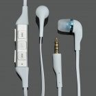 Genuine Nokia In-Ear Earphone w/ Microphone - White (3.5mm Jack / 143cm-Length)