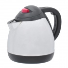 Electric Kettle Style Butane Lighter - Silver + Black