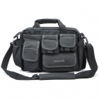 Multi-Function Travelling One-Shoulder Bag - Black
