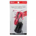 Car Cigarette Lighter Socket (12V)