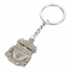 Cool Liverpool Football Club Logo Keychain - Bronze