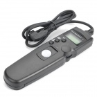 "LinkStar 1.0"" LCD Wired Timer Remote Shutter Release Transmitter Receiver Set for Sony (1 x CR2025)"